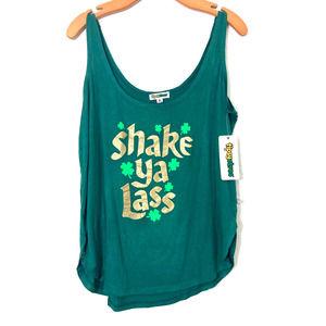 Tipsy Elves SHAKE YA LASS Tank Top